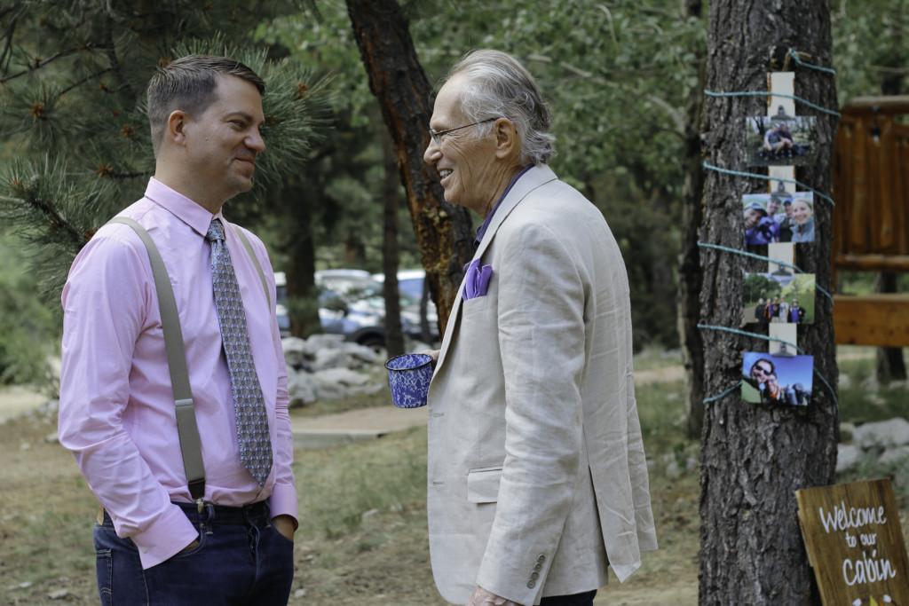 Pagosa Springs Wedding Photo