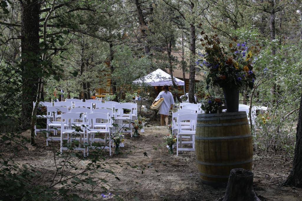 Chaffee County Wedding