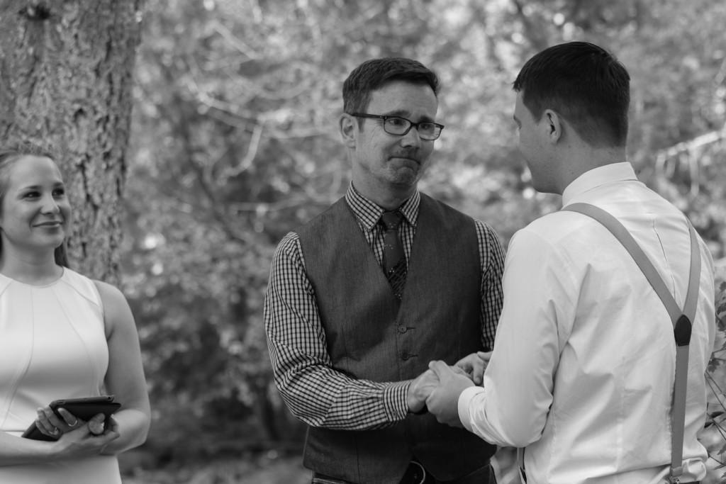 Gay Wedding Colorado