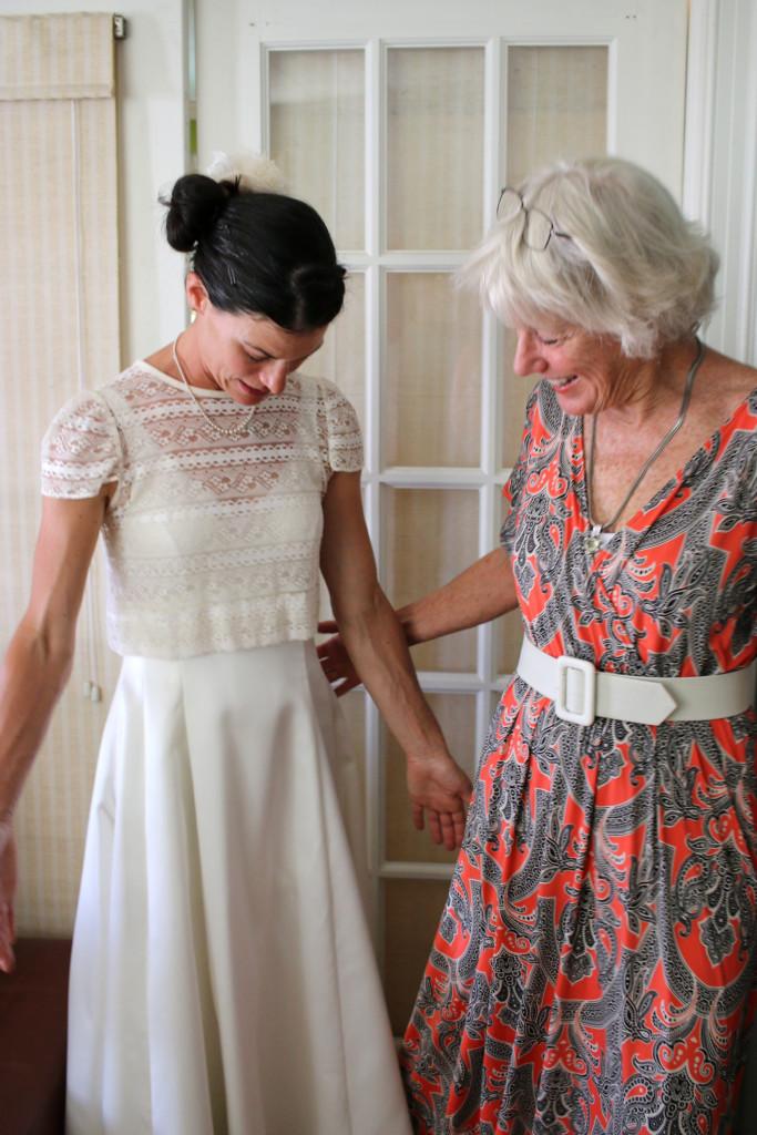 Wedding Dress Phreckles