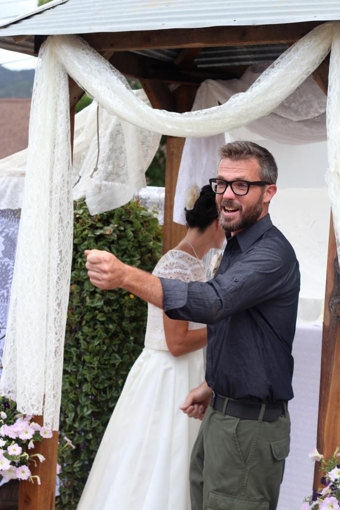 Salida Backyard Wedding
