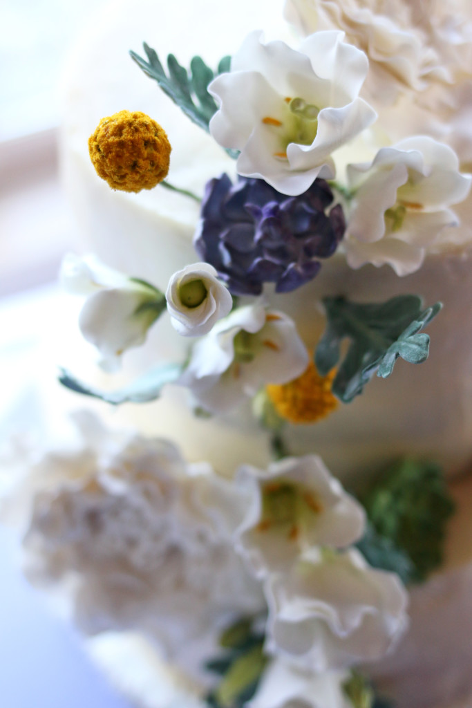 Edible Wedding Cake Phreckles